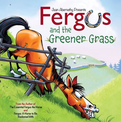 9781570768453 Fergus and the Greener Grass