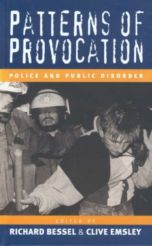 9781571812278 Patterns of Provocation
