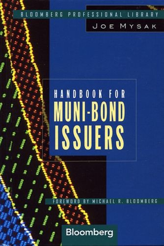 9781576600238 Handbook for Muni-Bond Issuers