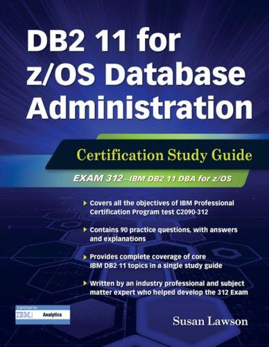9781583473979 DB2 11 for z/OS Database Administration
