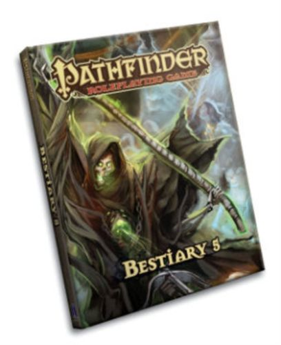 9781601257925 Pathfinder Roleplaying Game: Bestiary 5
