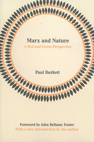 9781608463695 Marx And Nature