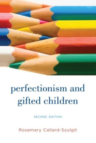 9781610486798 Perfectionism and Gifted Children