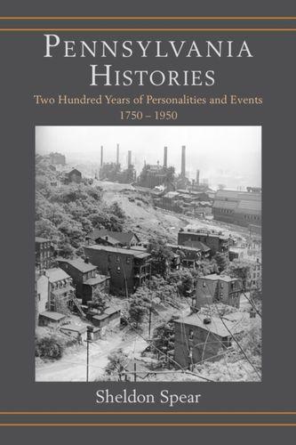 9781611462074 Pennsylvania Histories