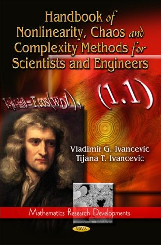 9781612099378 Handbook of Nonlinearity, Chaos & Complexity Methods for Scientists & Engineers