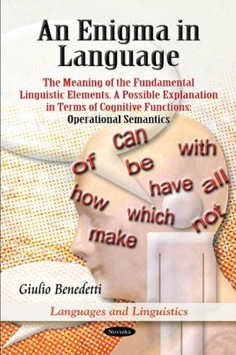 9781616681555 Enigma in Language