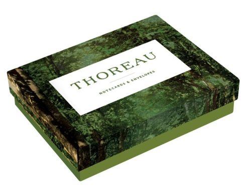 9781616894887 Thoreau Notecards