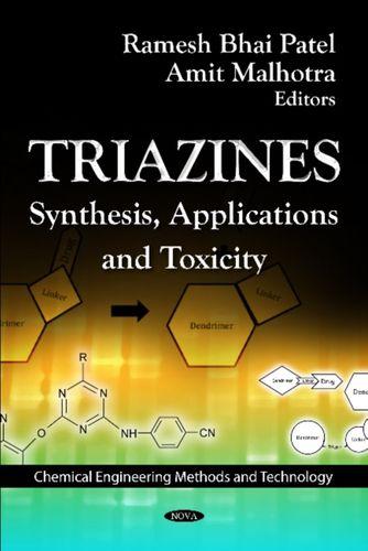 9781619422995 Triazines