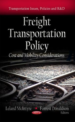 9781619424180 Freight Transportation Policy