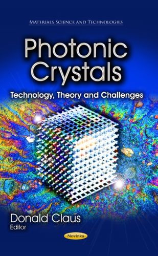 9781626181939 Photonic Crystals