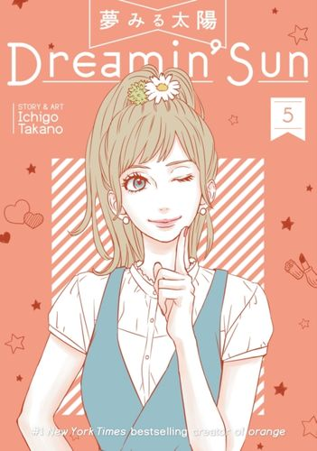 9781626926714 Dreamin Sun Vol. 5