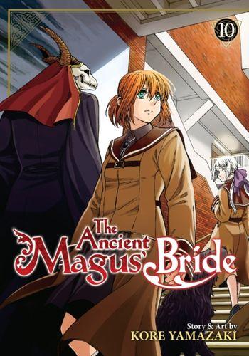 9781626929906 Ancient Magus' Bride Vol. 10