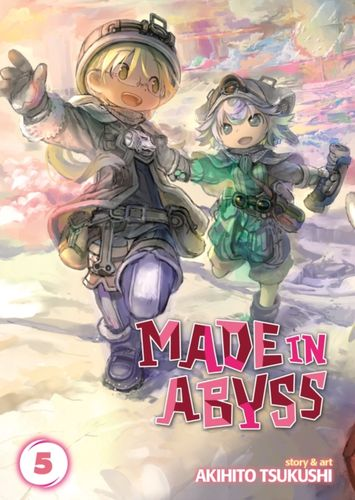 9781626929920 Made in Abyss Vol. 5