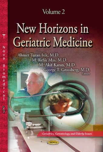 9781628089769 New Horizons in Geriatric Medicine