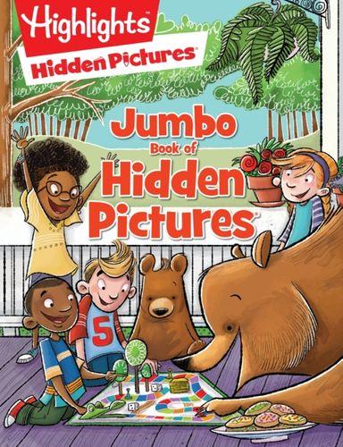 9781629798264 Jumbo Book of Hidden Pictures