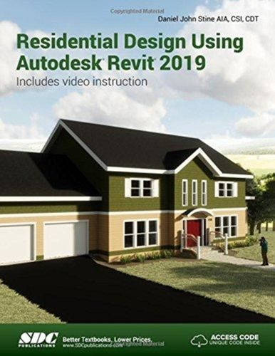 9781630571870 Residential Design Using Autodesk Revit 2019