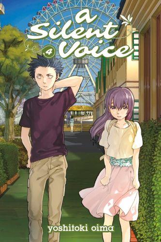 9781632360595 Silent Voice Vol. 4