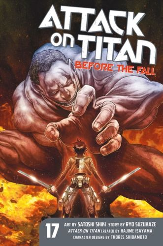 9781632368751 Attack On Titan: Before The Fall 17