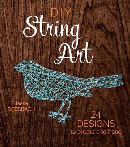 9781632504678 DIY String Art