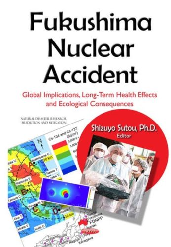 9781634637480 Fukushima Nuclear Accident