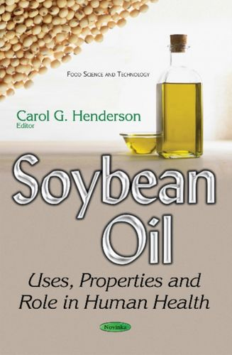 9781634857468 Soybean Oil