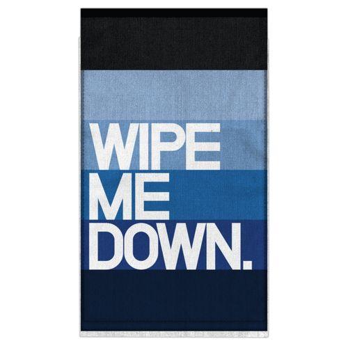 9781683490982 Knock Knock Wipe Me Down. Bar Towel