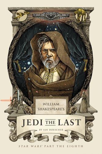 9781683690870 William's Shakespeare's Jedi the Last