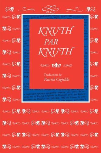 9781684000586 Knuth par Knuth