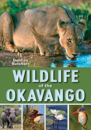 9781775843382 Wildlife of the Okavango