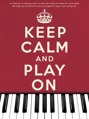 9781780386317 Keep Calm And Play On