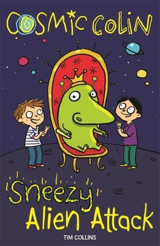 9781780552422 Sneezy Alien Attack
