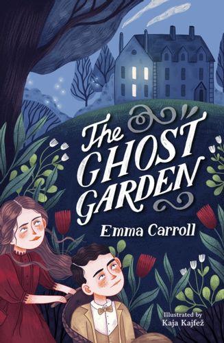 9781781129005 Ghost Garden