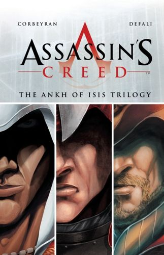 9781781163436 Assassin's Creed - The Ankh of Isis Trilogy