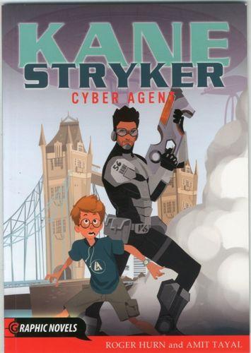 9781781474921 Kane Stryker, Cyber Agent