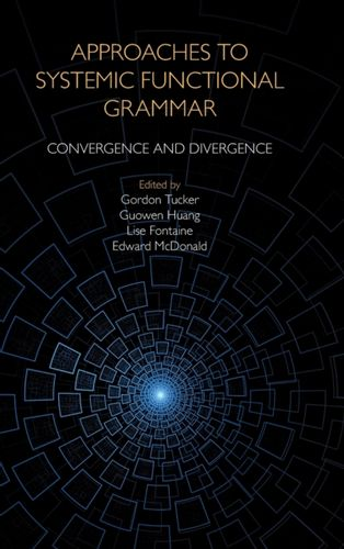 9781781796863 Approaches to Systemic Functional Grammar