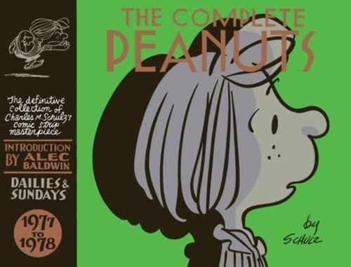 9781782111009 Complete Peanuts 1977-1978