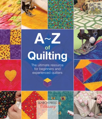 9781782211648 A-Z of Quilting