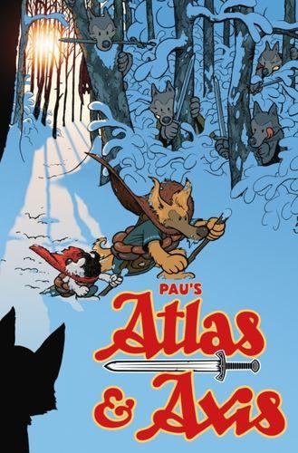 9781782763505 Atlas & Axis
