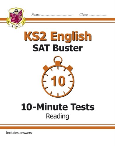 9781782942399 KS2 English SAT Buster 10-Minute Tests: Reading - Book 1 (for the 2019 tests)