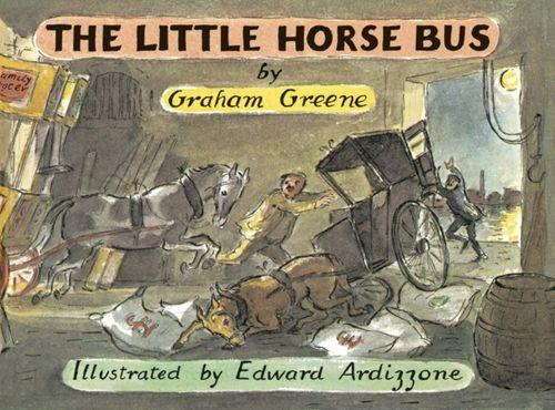 9781782952831 Little Horse Bus