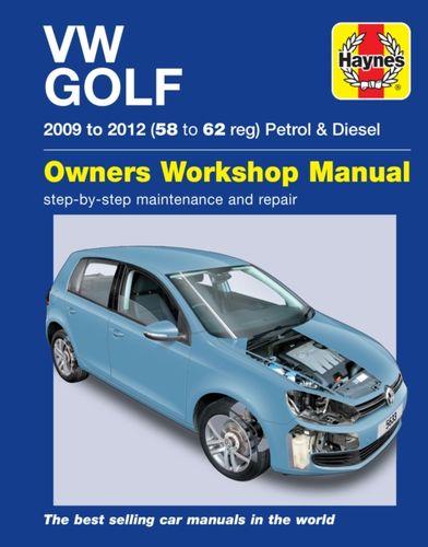 9781785213878 VW Golf Petrol & Diesel