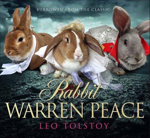9781785300585 Rabbit Warren Peace