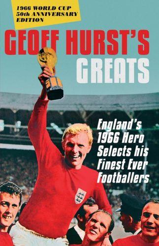 9781785780509 Geoff Hurst's Greats