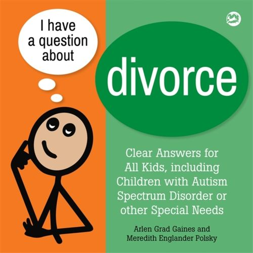 9781785927874 I Have a Question about Divorce