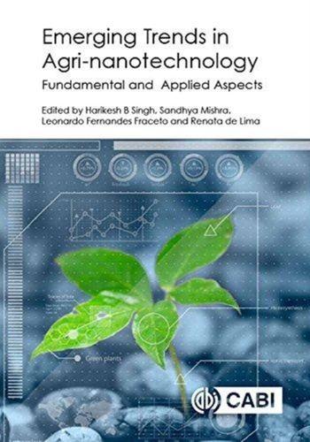 9781786391445 Emerging Trends in Agri-Nanotechnology