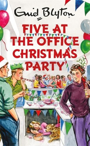 9781786487674 Five at the Office Christmas Party