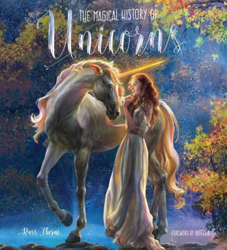 9781786645319 Magical History of Unicorns
