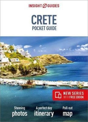 9781786717573 Insight Guides Pocket Crete (Travel Guide with Free eBook)