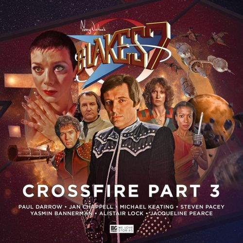 9781787033092 Blake's 7 - 4: Crossfire Part 3