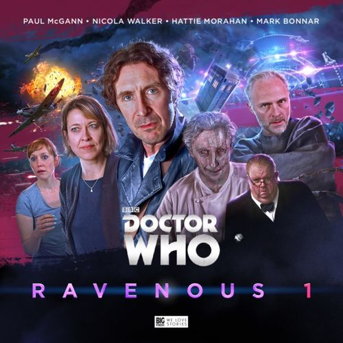 9781787035508 Doctor Who - Ravenous 1